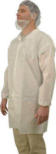 Majestic SMS Lab Coats - No Pockets