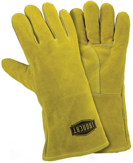 West Chester Insulated Cowhide Welding Gloves