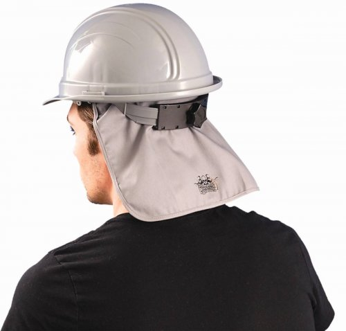 MiraCool FR Hard Hat Pads with Shade