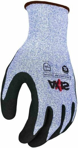 Radians RWG536 AXIS Cut Level 3 Micro Sandy Foam Latex Coated Gloves