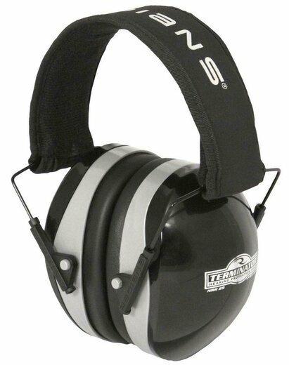 Radians Terminator 29 Black Earmuff