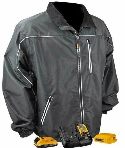 DeWalt DCHJ087BB Lightweight Poly Shell Heated Jacket