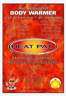 Techniche Heat Pax 5540 Air Activated Body Warmer- 40 units