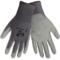 "Global Glove PUG-13 ""Atlas 370 Style"" Gray Polyurethane Dip Gloves"