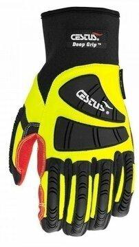 Cestus 3026 Deep Grip Oil Resistant Impact Gloves