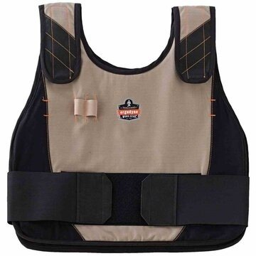 Ergodyne Chill-Its 6225 Phase Change Premium Cooling Vest- Vest Only