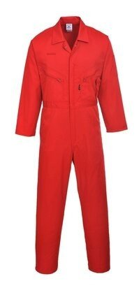Portwest C813 Liverpool Zipper Coveralls