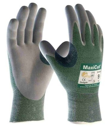 PIP MaxiCut 18-570 Micro-Foam Nitrile Coated Cut-Resistant Gloves Cut Level 3