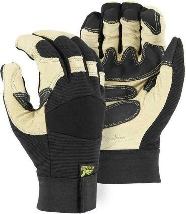 Majestic 2160T Leather Palm Thinsulate Lined Gloves