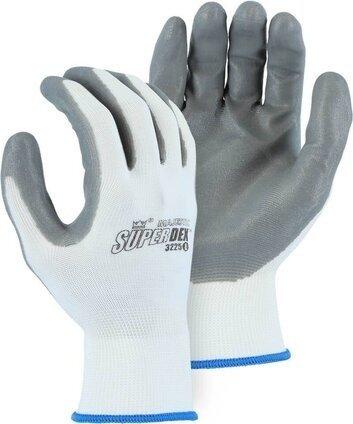 Majestic 3225 Nitrile Foamed Gloves