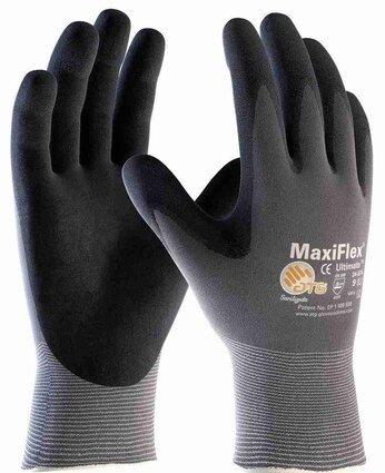 PIP Maxiflex Ultimate 34-874V Nitrile Coated Micro Foam Grip Gloves - Vend Ready