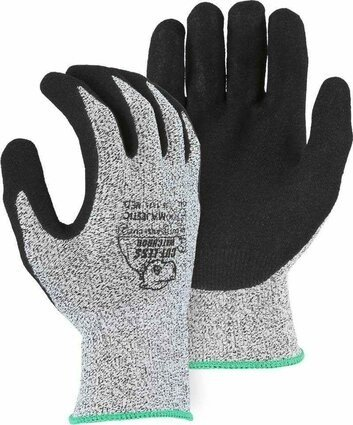 Majestic 35-1375 HPPE Cut Level 3 Gloves