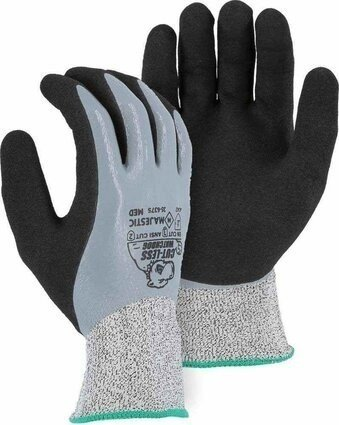 Majestic 35-6375 HPPE Cut Level 3 Gloves