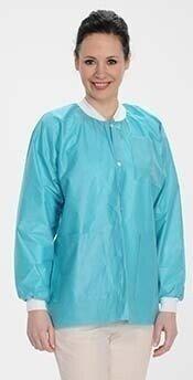 ValuMax 3530 Easy-Breathe Lab Jacket - Unisex - with Pockets