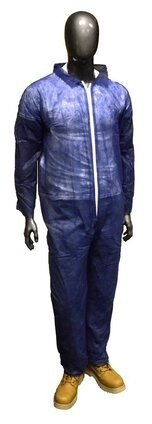 West Chester 3575 Standard Spunbond Polypropylene Coveralls with Open Wrists and Ankles