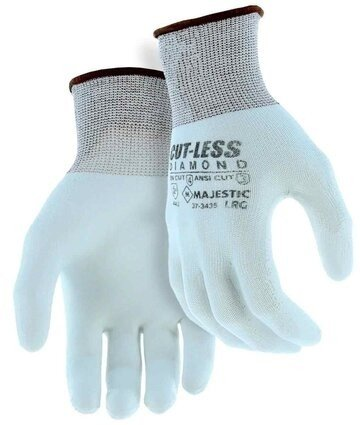 Majestic 37-1505 Dyneema Gloves Cut Level 5