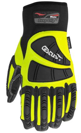 Cestus 5056 Deep Grip Winter Impact Gloves with Waterproof Membrane
