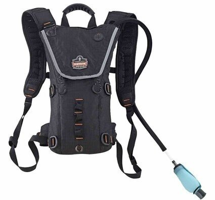 Ergodyne Chill-Its 5156 Premium Low Profile Hydration Pack with Pressure Pump