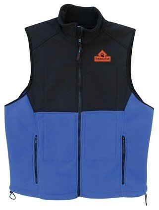Techniche 5529 Air Activated Heating Vest with Heat Pax