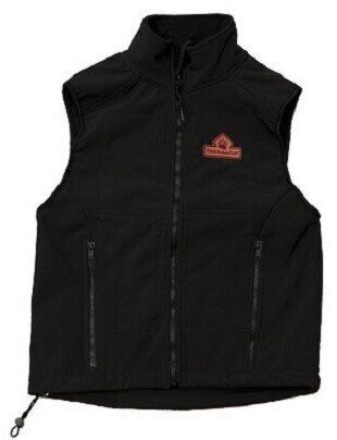 Techniche 5529S Ultra Air Activated Heating Vest with Heat Pax