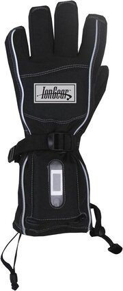 Techniche 5637 Iongear Battery Powered Heated Gloves with Battery