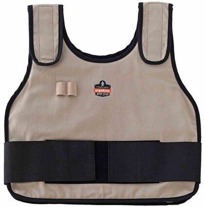 Ergodyne Chill-Its 6235 Phase Change Standard Cooling Vest- Vest Only
