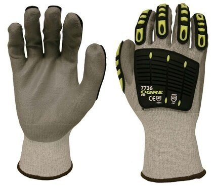 Cordova Ogre-CR 7736 Cut Resistant Level A2 Impact Gloves
