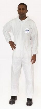 Enviroguard 8013 MP Tyvek Like Liquid Resistant Coveralls