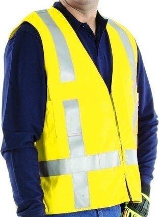 Majestic 95997 BlazeTex FR Standard Safety Vest - ANSI 2