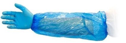 Safety Zone Polyethylene Disposable Sleeves