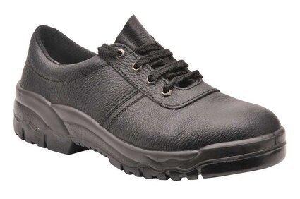 Portwest FW14 Leather Steelite Protector Shoe with Steel Toecap