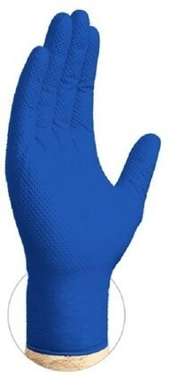 Gloveworks HD 6 Mil Nitrile Powder Free Gloves with Diamond Texture