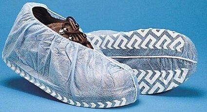 Keystone Shoe Covers with Non Slip Tread