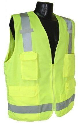 Radians SV7 Surveyor Class 2 Safety Vest