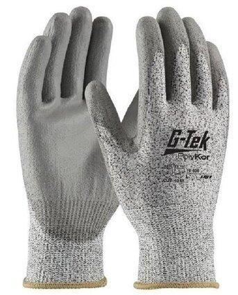 PIP G-Tek 16-530 Seamless Knit Polykor Blended Polyurethane Coated Cut Level 2 Gloves