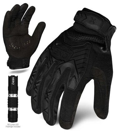 Ironclad EXOT Tactical Impact Gloves TAA Compliant