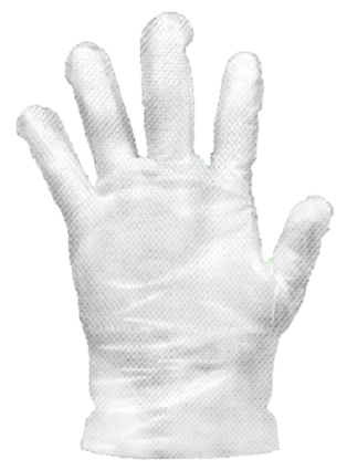 Clean Safety CS030X Stretch Poly Gloves