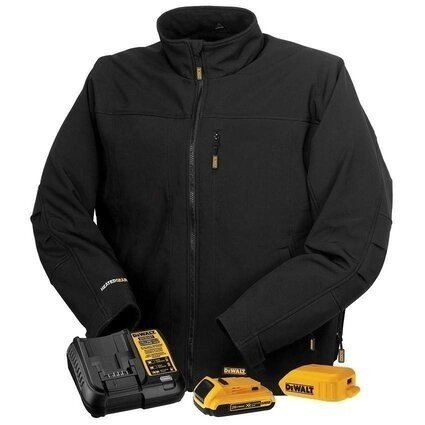 DeWalt DCHJ060ABD1 Heated Soft Shell Work Heated Jacket
