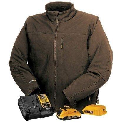 DeWalt DCHJ060A Heated Soft Shell Work Heated Jacket