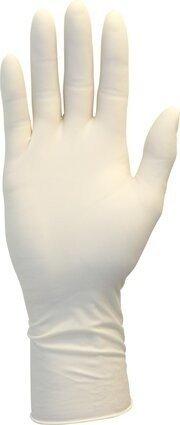 "Safety Zone GREH 10 Mil 12"" Exam Powder Free Latex Gloves"