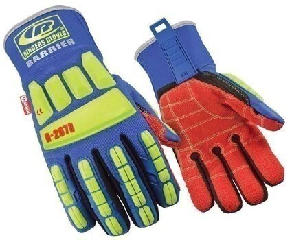 Ringers R-297B Roughneck Barrier Kevloc Palm Gloves
