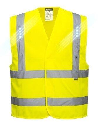 Portwest L470 Vega LED Vest