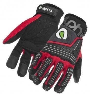 Alpha Vibe Impact Touchscreen Gloves