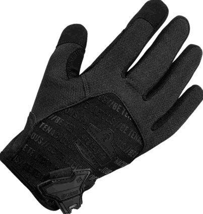 Ergodyne ProFlex 812BLK High Dexterity Touchscreen Tactical Gloves