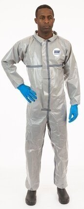 Enviroguard  7213GT Tyvek Like Chemical Resistant Coveralls - Elastic Wrists & Ankle