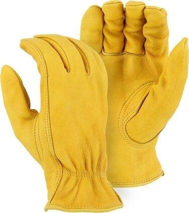 Majestic 1541B  Deerskin Drivers Gloves