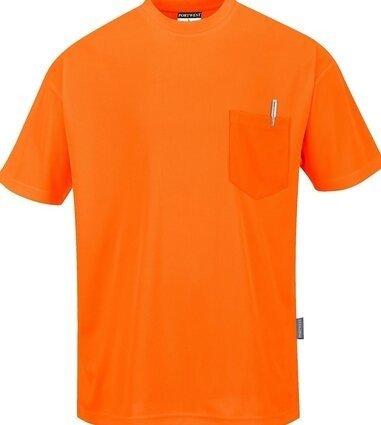 Portwest S578 Non ANSI Short Sleeve Pocket T-Shirt