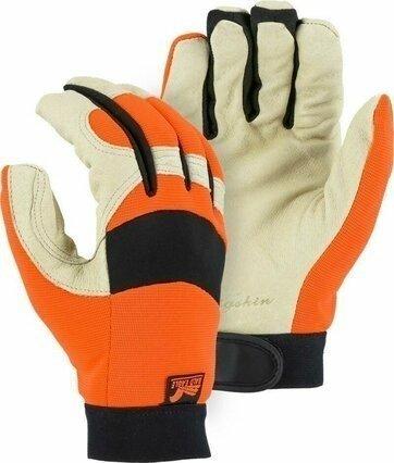 Majestic 2152THV Bald Eagle Hi Vis Thinsulate Lined Gloves