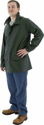 Majestic Wear Hooded Rain Jacket and Pants