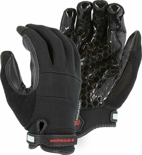 Majestic 2126BK Box Handler Gloves